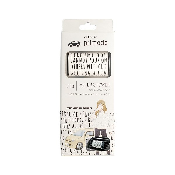 Ароматизатор на кондиционер GIGA Primode - AFTER SHOWER