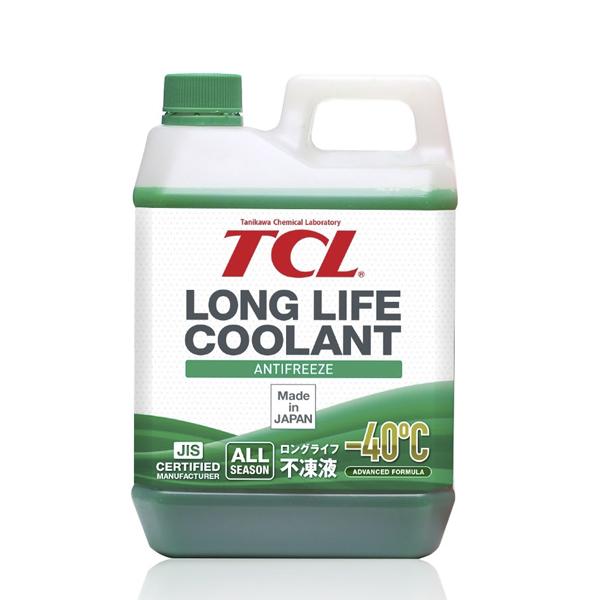 Антифриз TCL-40C Green 2л
